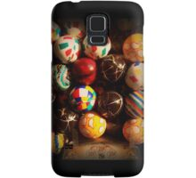 Gumball Machine in Shadow - Series - Hi-Bounce Balls - Iconic New York City Samsung Galaxy Case/Skin