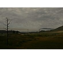 Smokey Dawn #4 Photographic Print