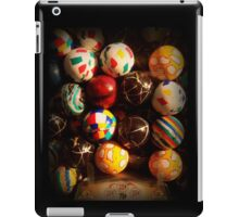 Gumball Machine in Shadow - Series - Hi-Bounce Balls - Iconic New York City iPad Case/Skin