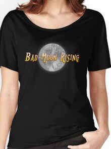 Bad Moon Rising Women's Relaxed Fit T-Shirt