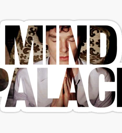 Mind Palace Sticker