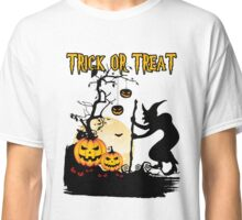 Halloween... Trick or Treat Classic T-Shirt