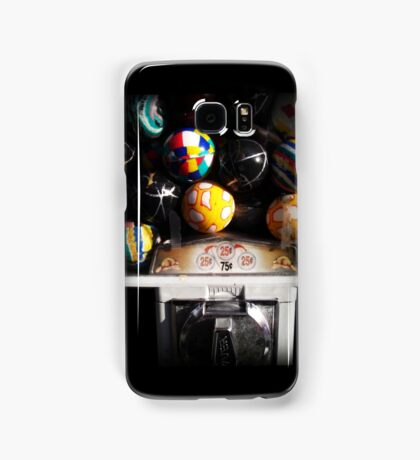 Gumball Memories in Silver - Series - Iconic New York City Samsung Galaxy Case/Skin