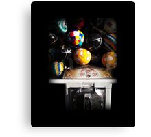 Gumball Memories in Silver - Series - Iconic New York City Canvas Print