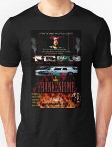 Frankenpimp (2009 ) - 'Original Worldwide Movie Poster' Unisex T-Shirt