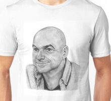 Joe Duttine plays Tim Metcalfe from Corrie Unisex T-Shirt