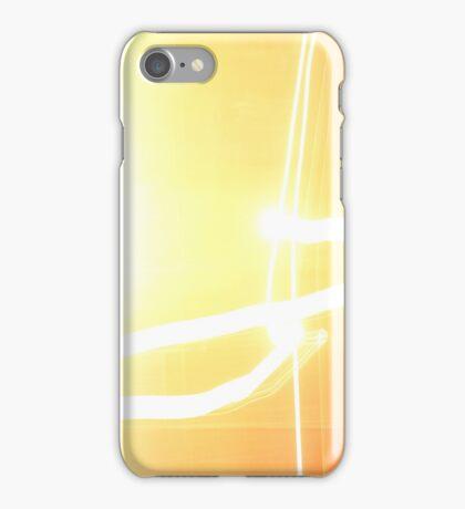 Lightning strike iPhone Case/Skin