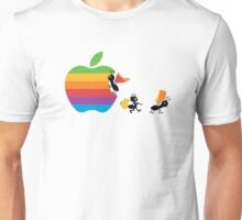 Apple Logo Mystery Revealed Unisex T-Shirt