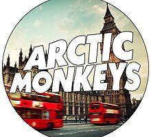 Arctic Monkeys by LongLuke