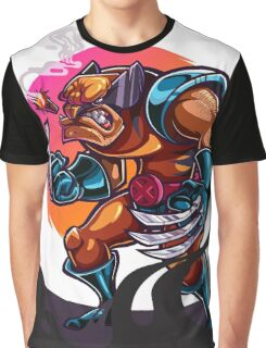 Claws Graphic T-Shirt