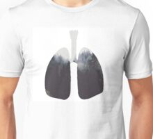 Trees are the lungs of life Unisex T-Shirt