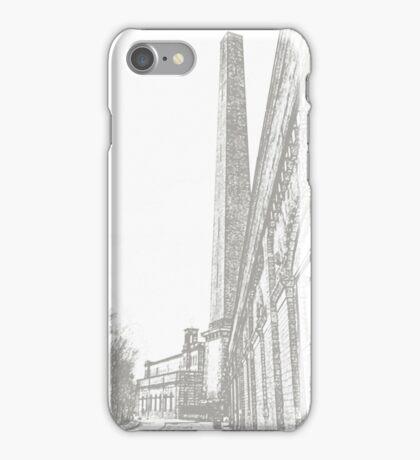 Salt's Mill, Saltaire, Bradford #2 iPhone Case/Skin