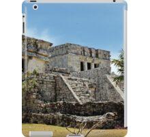 Tulum #1 iPad Case/Skin