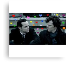 Sheriarty Canvas Print