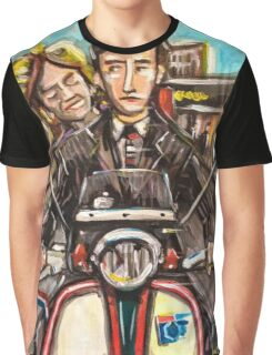 Jimmy!!! Graphic T-Shirt