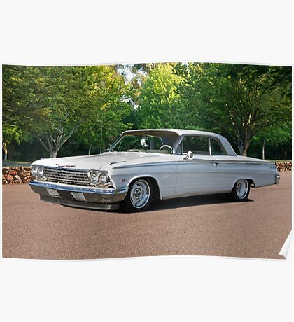 1962 Chevrolet Impala Poster