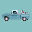 1963 Chevrolet C10 by BurrowsImages