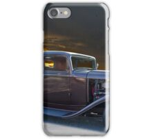 1932 Ford 'old school' Coupe iPhone Case/Skin
