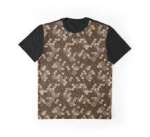Hexatal Camo brown Graphic T-Shirt