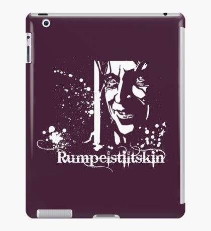 Once Upon a Beast iPad Case/Skin