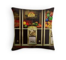 Gumballs All In A Row - Series - Iconic New York City Throw Pillow
