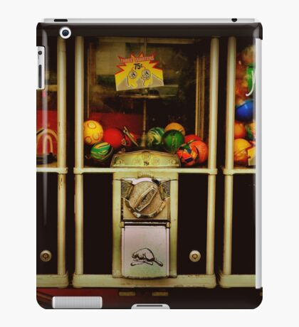 Gumballs All In A Row - Series - Iconic New York City iPad Case/Skin