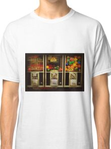Gumballs All In A Row - Series - Iconic New York City Classic T-Shirt