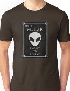 House Mulder Unisex T-Shirt