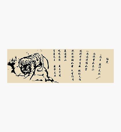Shenmue Mysterious Scroll Shenmue Photographic Print