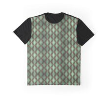 optical stripes Graphic T-Shirt