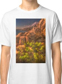 In the shelter of the rocks  Classic T-Shirt