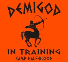 DEMIGOD IN TRAINING by bekemdesign