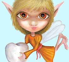Tooth Fairy by 'Trick Slattery