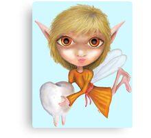 Tooth Fairy Canvas Print