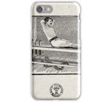 EJERCICIOS PARA ALEJAR LAS TENTACIONES (EXERCISES TO KEEP AWAY THE TEMPTATIONS) iPhone Case/Skin