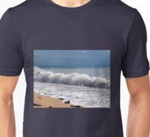 Stormy Sea Colours Unisex T-Shirt