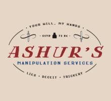 Ashur's Manipulation Services T-Shirt