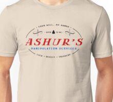 Ashur's Manipulation Services Unisex T-Shirt