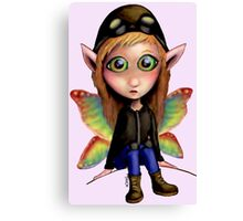 Fairy Aviator Canvas Print