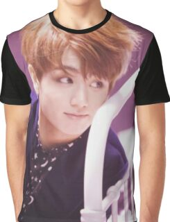 BTS Wings Jungkook v5 Graphic T-Shirt