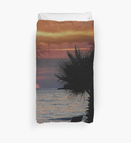 Sundowner Duvet Cover