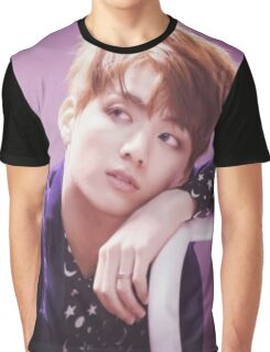 BTS Wings Jungkook v6 Graphic T-Shirt