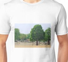 Lipizzaner horses in their place of origin Lipica - Slovenia Unisex T-Shirt