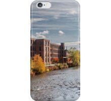 Ashton Mills (in Autumn) iPhone Case/Skin