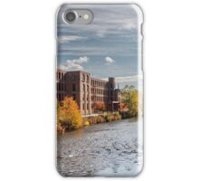 Ashton Mills (in Autumn) iPhone Case/Skin