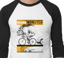 Roadie Monster 1 Men's Baseball ¾ T-Shirt