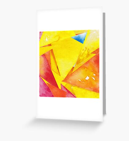 Guess who Greeting Card