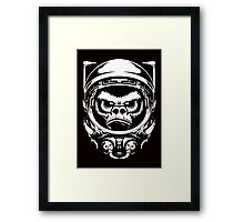 Cosmic Monkey Framed Print