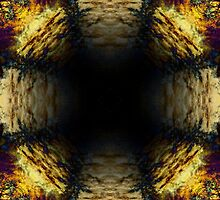Sunrise abstraction by -Fuddle-