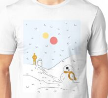 A Very BB8 Christmas Unisex T-Shirt